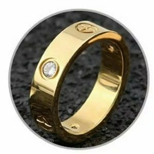 Sundance C Stainless Steel Screw Eternity Ring